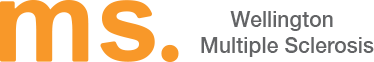 Wellington Multiple Sclerosis Society Logo